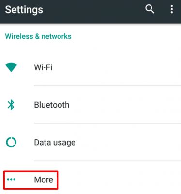 Connect to the internet through USB | Screen Time