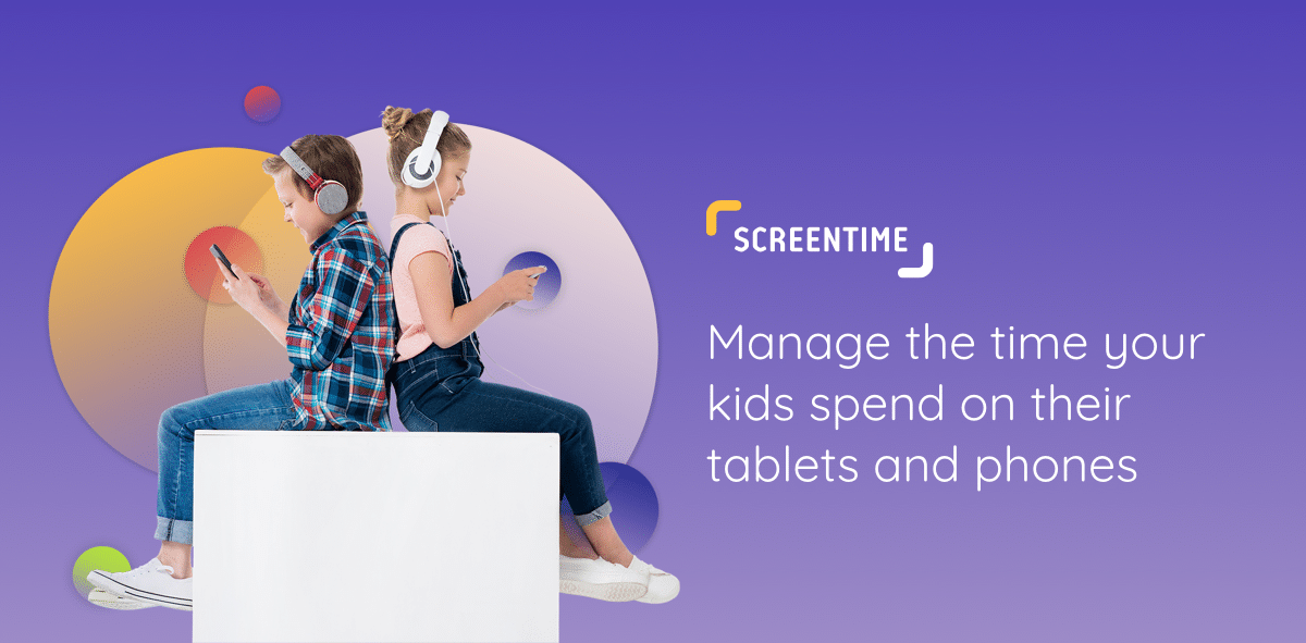 Screen Time –Parental control app for Android and iOS