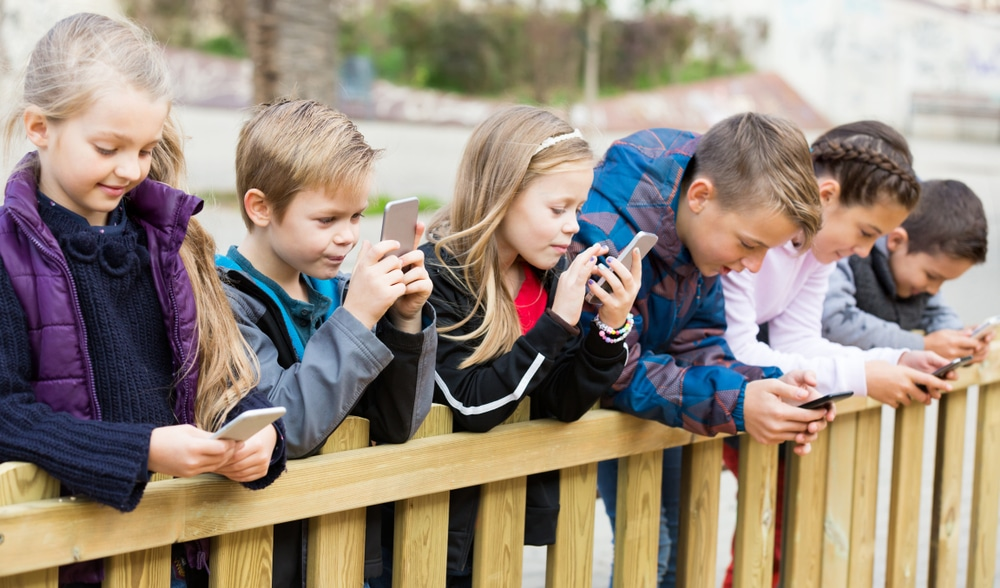 Back to School: Screen Time Limits for Kids